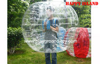 Best PVC / TPU Kids Inflatable Bouncer Bumper Bubble Ball Zorbing 0.8mm  For Family RXK-00103 for sale
