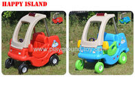 China Playground Plastic Toy Of Ride Playground Kids Dolls On Car For kindergarten Nursery School distributor