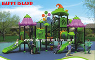 Best Sea Animals Plastic School Playground Equipment Used Outdoor Playground for sale