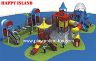 Best Imported Plastic Outdoor Playground Equipment For Kids for sale
