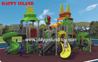 Best Sport Series Playground Equipment Slides , Recycled Play  Equipment For Children for sale