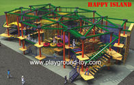 Best Safe Outdoor Adventure Playground For Park / School /  Mall for sale