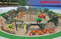 Best Customized Adventure Playground Equipment For Amusement Park