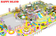 Best Factory Supply Children Natural Indoor Playground Equipment With GS CE SASO Certificates for sale