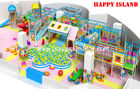 Best Playful Large Indoor Playground Equipment For Kids Around 2 ~ 15 Years Old With EU Standard for sale
