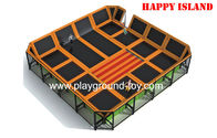 China Attractive Design Large Trampolines For Kids Indoor And Outdoor RKQ-5123B distributor