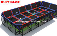 Best New Popular Design Trampolines For Kids For Amusement Park