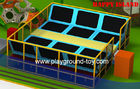 China PE Cloth Trampolines For Kids With Galvanized Steel Frame RKQ-5820A distributor