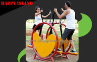 Best 3.0mm Thickness Galvanized Steel Park Gym Equipment For Used More Than 10 Years for sale