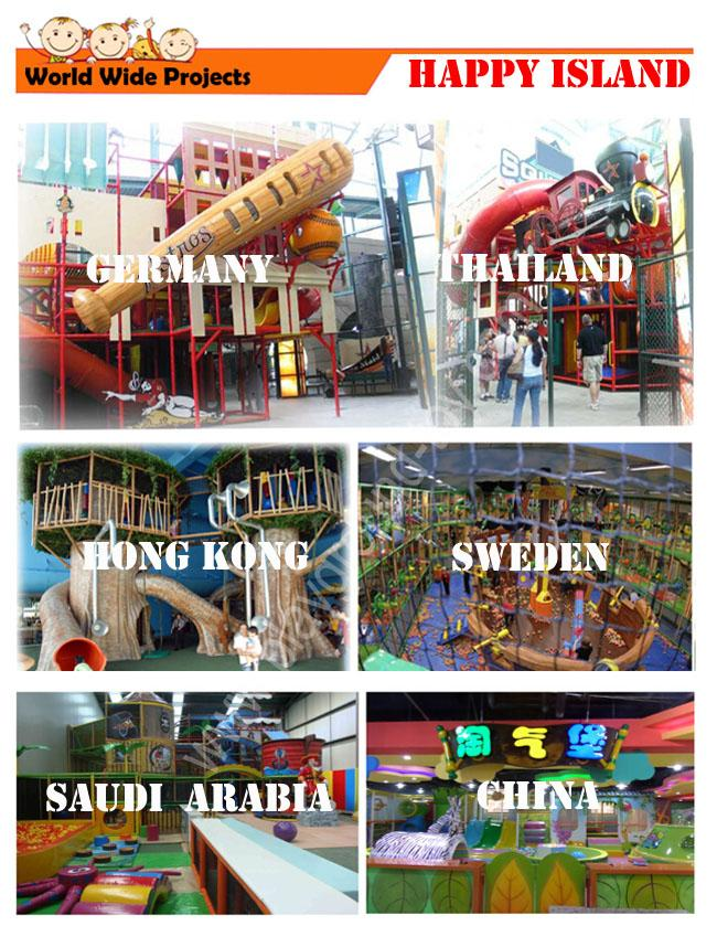 Home Playground Equipment Kids Soft Indoor Play Centre With 70 Countries Real Projects