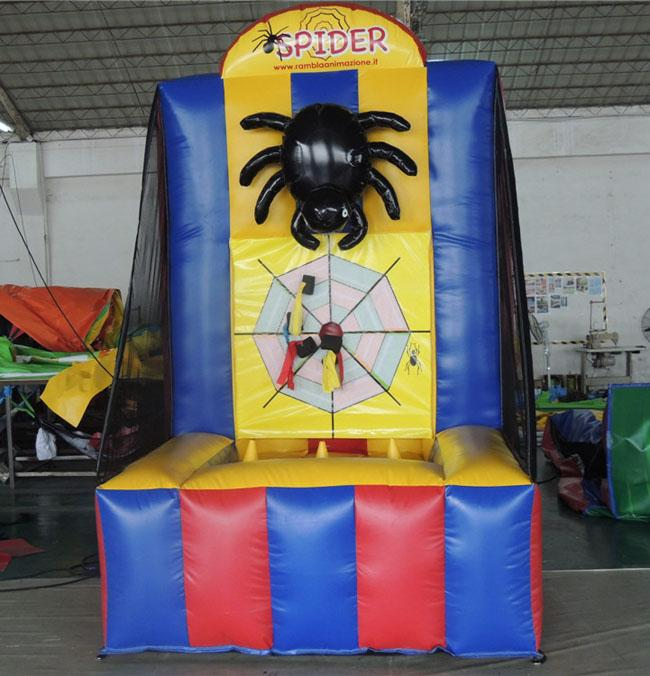 Animal Spider Kids Inflatable Bouncer Jumping For Kids RQL-00601
